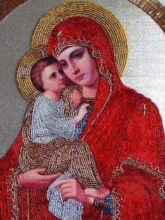 Madonna Enthroned by Christian Art Russian Orthodox, Russian Fashion, Christian Art, Religious Art, Madonna, Jackson, Digital Art, Wall Art, Artwork