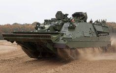 Leopard 2-geniedoorbraaksysteem (Kodiak)   Koninklijke Landmacht   Defensie.nl