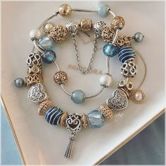 Pandora bracelets  #PandoraJewelry