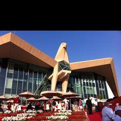 Abu Dhabi Golf Clubhouse