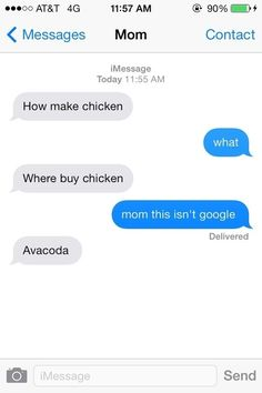 The Clueless Mom: | The 35 Most Important Texts Of 2013