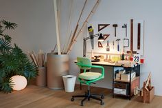 Jasper Morrison's Installation at the VitraHaus | Yellowtrace