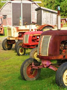 what's country without tractors?