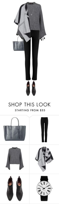 """""""Cashmere"""" by terry-tlc ❤ liked on Polyvore featuring Lanvin, Roland Mouret, Jaeger, Burberry, Rosendahl and Links of London"""
