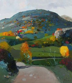 Landscape Paintings and photographs : Art by Pashk Pervathi