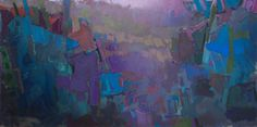Jerald Melberg Gallery > Exhibitions > Current Exhibitions > Brian Rutenberg: River > Rutenberg - Gray Thunder