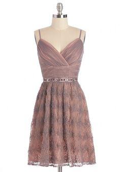 Museum Gala Dress, #ModCloth