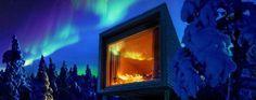 Arctic Treehouse Hotel, Rovaniemi, Lapland, Finland