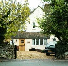 April Cottage Annexe, Stratton, Cirencesterm Gloucestershire, England. Self Catering Holiday accommodation in Britain.