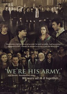 'We're His Army' - Harry Potter Stuff Harry James Potter, Blaise Harry Potter, Harry Potter Quotes, Harry Potter Books, Harry Potter Universal, Harry Potter World, Hogwarts, Slytherin, Draco