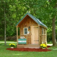 Tiny Green Cabins, LLC  (another idea for farm)