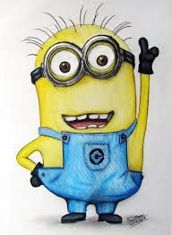 disney sketch drawings of minions - Yahoo Image Search Results Despicable Me 2 Minions, Evil Minions, Drawing Sketches, Art Drawings, Minion Drawing, Minion Photos, Weed Tattoo, Purple Minions, Happy Birthday Minions