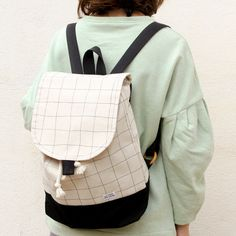 Minipicnic, handprinted Textile Design, Fashion Backpack, Textiles, Backpacks, Mini, Bags, Handbags, Backpack, Fabrics