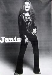 #JanisJoplin poster: Lace (23 1/2'' X 33'' poster) New Only $6.97