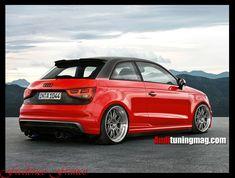 Rendering: Audi A1