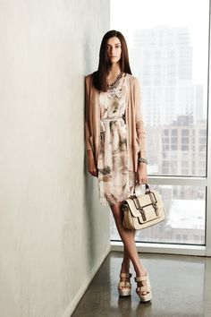 Simply Vera Vera Wang Spring 2012 Lookbook...love her collections in Kohl's
