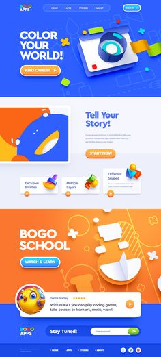 Saved by Inspirationde (inspirationde). Discover more of the best Web, Design, Bogo, Apps, and Site inspiration on Designspiration Web Design Mobile, Design Ios, Web Design Trends, Graphic Design, Flat Web Design, Plane Design, Logo Design, Web Layout, Layout Design