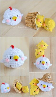 I had to put together a little collection of Spring Time Free Crochet Patterns. This free pattern explains everything clearly, so start crocheting now. Informations About Spring Time Free Crochet Patt Crochet Diy, Crochet Easter, Bunny Crochet, Crochet Mignon, Crochet Teddy Bear Pattern, Easter Crochet Patterns, Crochet Patterns Amigurumi, Crochet For Kids, Crochet Crafts
