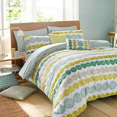 Buy Lotta Jansdotter Bergen Bedding Online at johnlewis.com