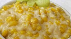 This is NOTHING like canned creamed corn!  My husband is not a fan of corn or creamed dishes, but he thinks this is great.  Easy and quick to prepare  and is an especially delicious side dish for chicken or pork.  Everyone always asks for the recipe.