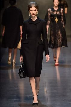 Dolce & Gabbana Fall 2013 RTW - Runway Photos - Fashion Week - Runway, Fashion Shows and Collections - Vogue - Vogue