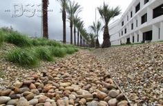 San Diego Airport Rental Car Center | Decorative Stone Solutions