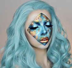 Makeup art | @kimberleymargarita on IG