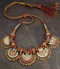 Vintage Kundan Necklace