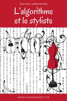 L'algorithme et le styliste (les box vêtements #3) – Rainbows etc Blog, Fictional Characters, Personal Stylist, I Want You, Life, Blogging, Fantasy Characters