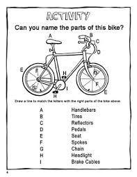 English worksheets: Bike Safety