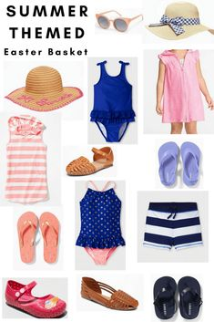 a630319b329 Summer Themed Easter Basket Ideas