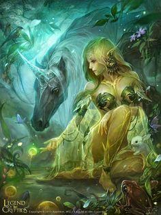 Cámara Mágica. Graciela Guffanti. Trinity.: Legends of Cryptids. Imágenes.