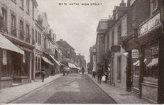 Lower End Of High Street, Hythe, Kent