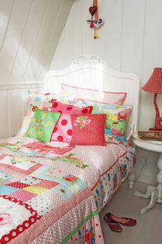Miss Muffet Barnerom Big Girl Rooms, Kids Rooms, Dream Rooms, Kid Spaces, Kids Decor, Kids House, Girls Bedroom, Bedroom Ideas, Cozy House