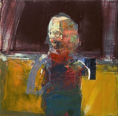 The Deconstructed Paintings of Henry Jackson - Artists Inspire Artists Abstract Expressionism, Abstract Art, Henry Jackson, Willem De Kooning, Thing 1, Figure Painting, Beautiful Artwork, Figurative Art, Artist At Work