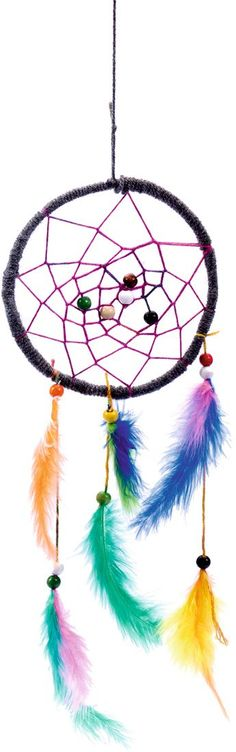 traumf nger selber basteln bunt 600 1 098 pixels weaving pinterest dream catchers. Black Bedroom Furniture Sets. Home Design Ideas