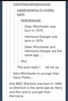 This post...I feel like all I know is a lie....