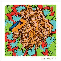 Katte har en konge det er løven den er virkelig flot