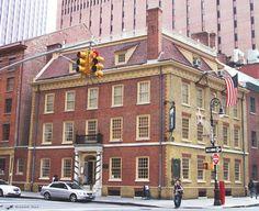 A gem in New York - Fraunces Tavern / Revolutionary era historic site.