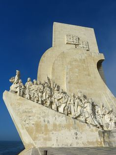 Padrão Dos Descobrimentos, Monument Of The Discoveries Portugal Travel Guide, Europe Travel Guide, Travel Guides, Lisbon Tourism, Best Places To Travel, Free Pictures, Where To Go, Discovery, The Good Place
