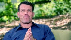 Tony Robbins shares the morning ritual that could change your life.