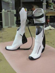 Long fall boots walkthrough
