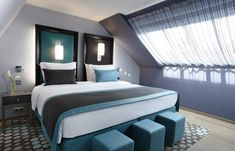 Bassano - Laurent Moreau Laurent Moreau, Comfy Bed, Champs Elysees, Paris Hotels, 4 Star Hotels, Hotel Offers, Family Room, Luxury, Furniture