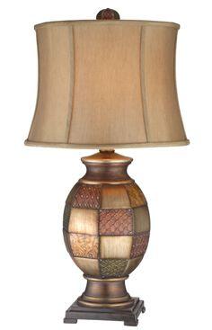 96704 - Deliah Resin 2 pk Table  Lamp
