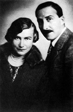 Friderike von Winteritz e Stefan Zweig. Стефан Цвейг Stefan Zweig, One Decade, Writers, Artists, People, Books, Story Characters, Lyrics, Celebrity