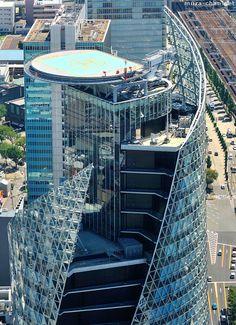 Mode Gakuen Spiral Towers, Nagoya, Japan