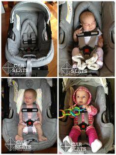 Car Seats For The Littles Csftl On Pinterest