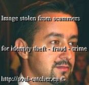 FAKE-ACCOUNTS WITH STOLEN IMAGES FROM REAL PERSON UNKNOWN 35