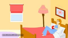 Decorating The Bedroom With Window Blinds