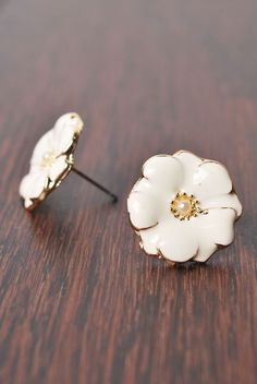 floral earrings  CLICK THE PIC to see more beautiful items